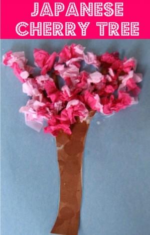 Japanese-Cherry-Tree-Craft-455x711